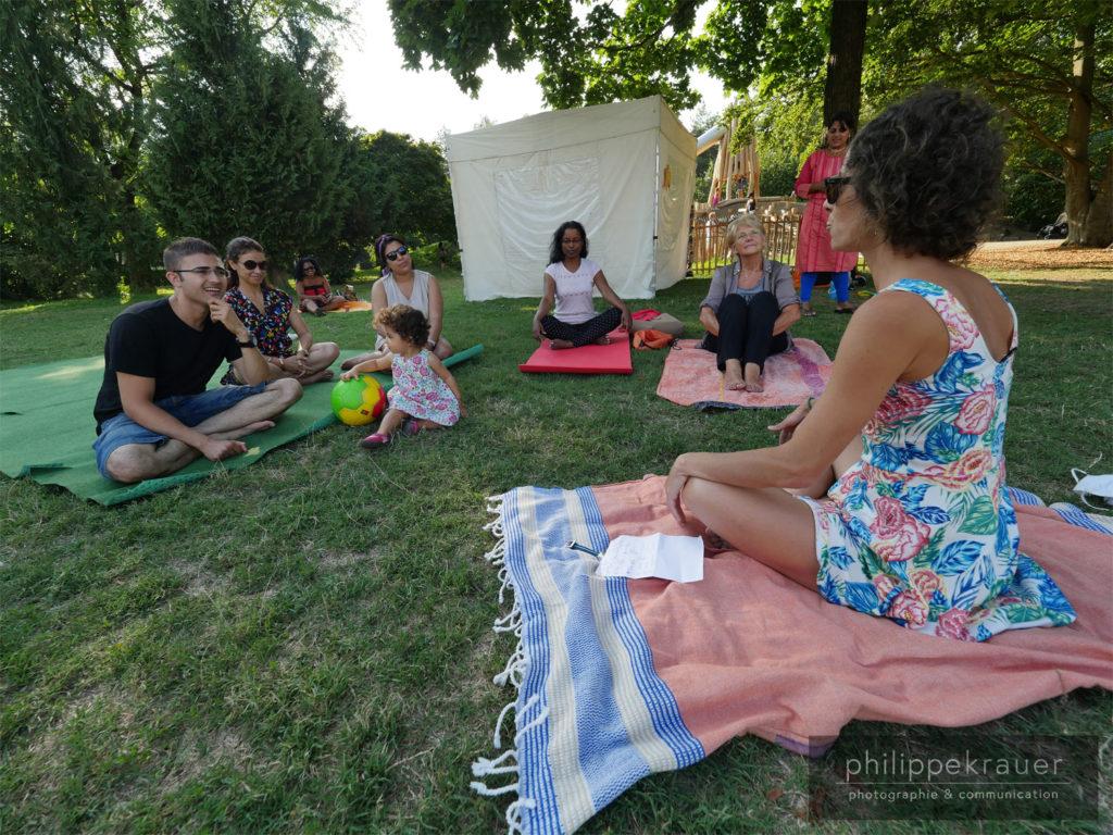 Salon d'été -