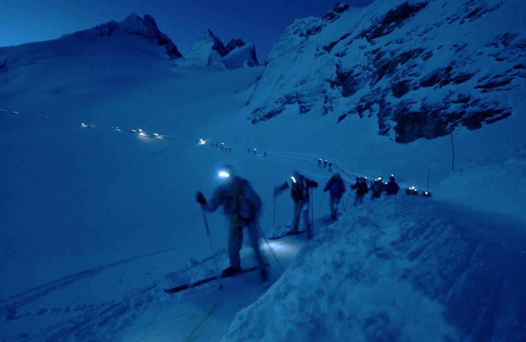 Patrouille des glaciers 2004