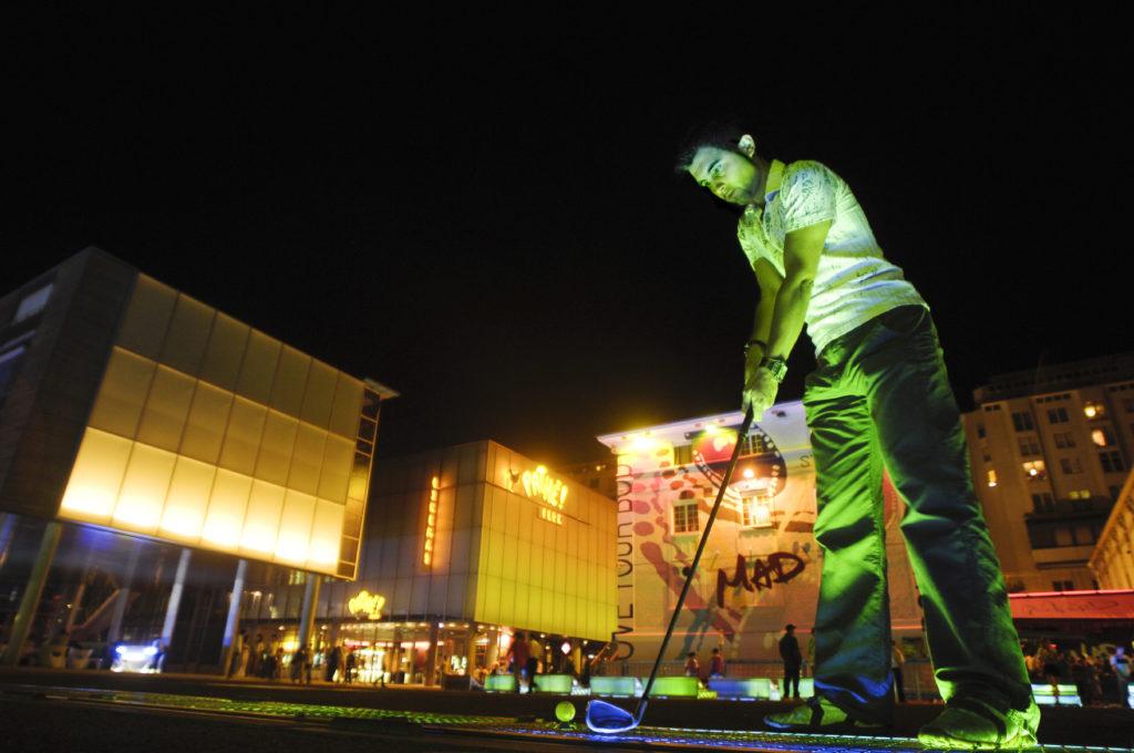 street golf - 10
